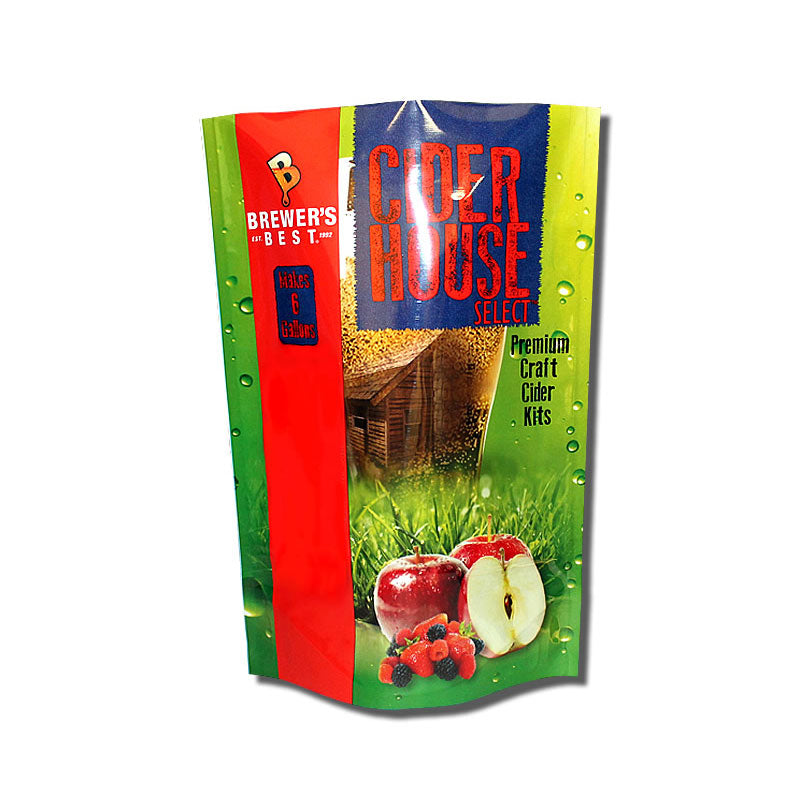 Cider House Select™ Spiced Apple Cider Kit pouch
