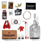 Craft Beer Making Kit - 1 Gallon Contains
