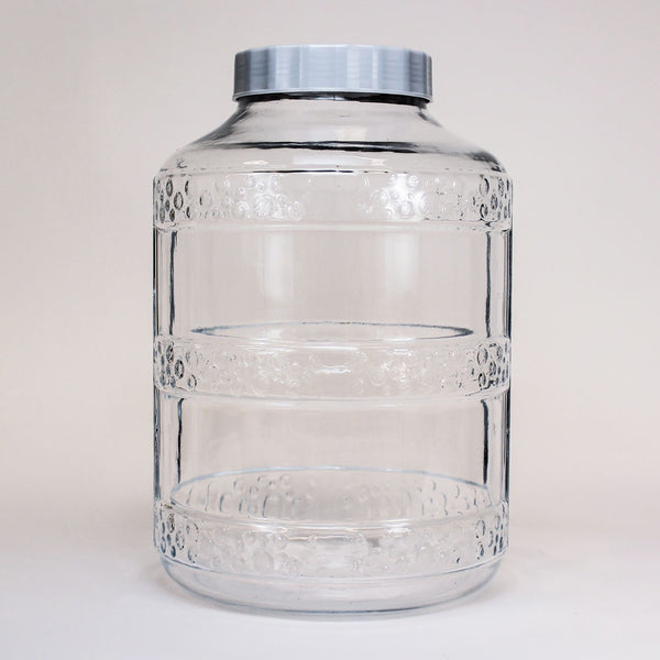 Big Mouth Bubbler® 6.5 Gal Glass Fermenter w/ Threaded Lid