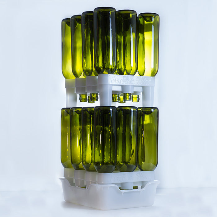 FastRack Wine Bottle Drying & Storage System