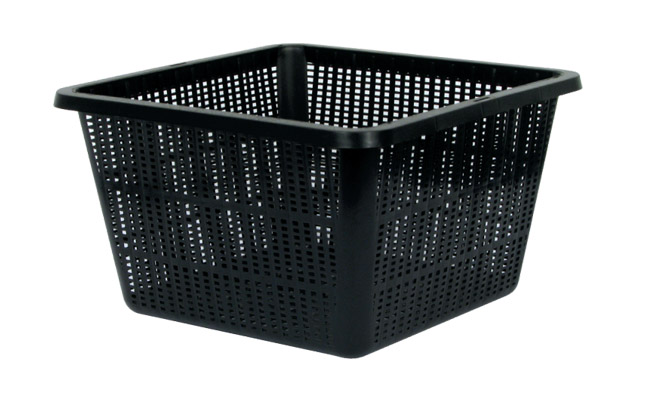 Square Mesh Pot - 10 count