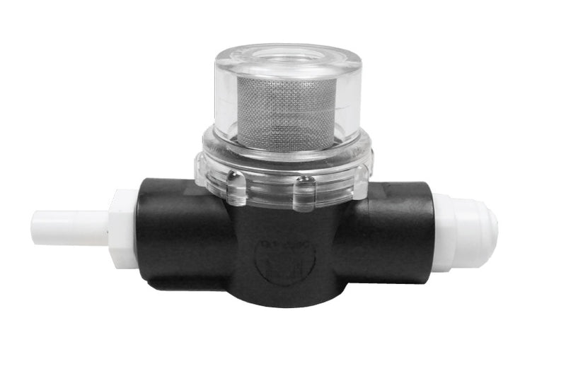 Hydrologic pump protector inlet filter