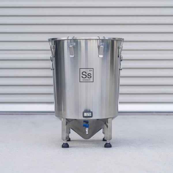 Ss Brewtech Brewmaster Brew Bucket 14 Gallon