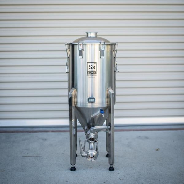 Ss Brewtech Brewmaster Chronical Fermenter 14 Gallon