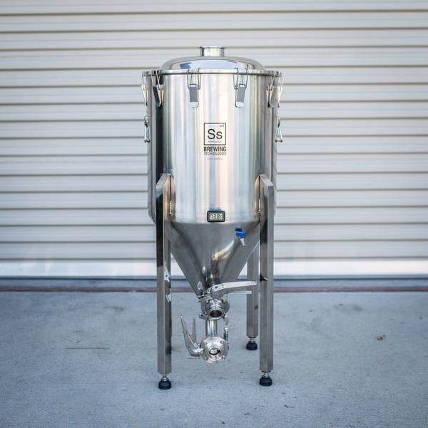 Ss Brewtech Brewmaster Chronical Fermenter Half Barrel