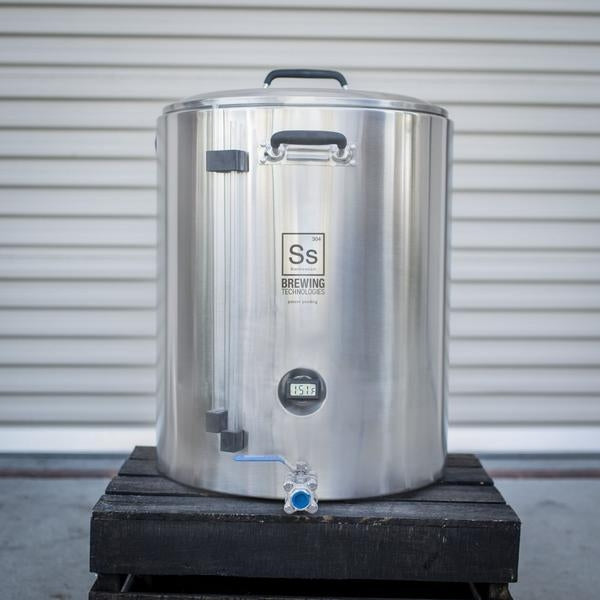 Ss Brewtech Stainless Steel Mash Tun 20 Gallon