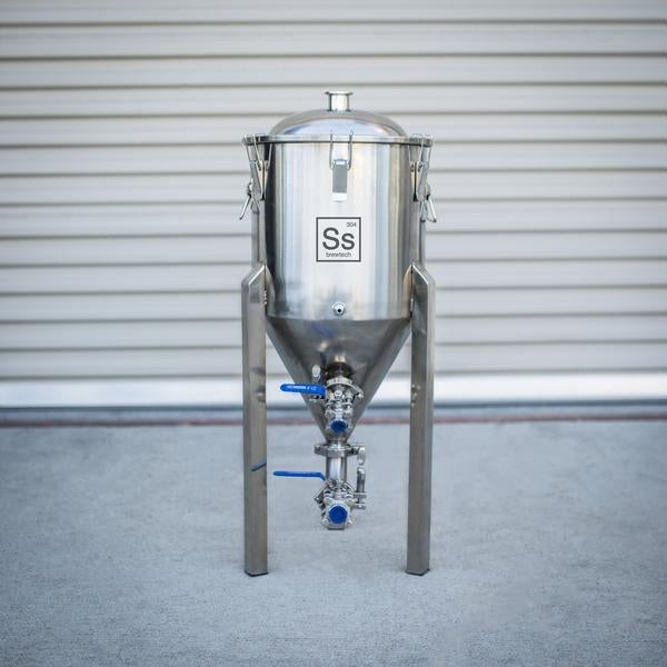Ss Brewtech Chronical Fermenter 7 Gallon