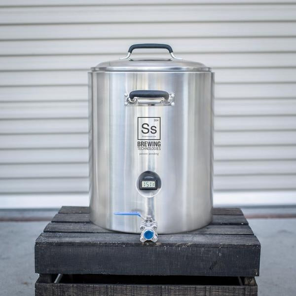 Ss Brewtech Stainless Steel Mash Tun 10 Gallon