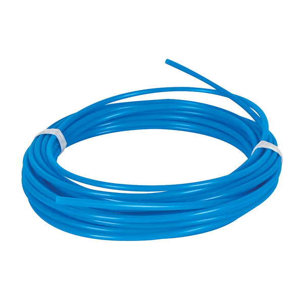Hydro-Logic Poly Tubing Blue 3/8 in 50 ft Roll