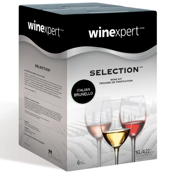 Italian Brunello Wine Kit - Winexpert Selection International