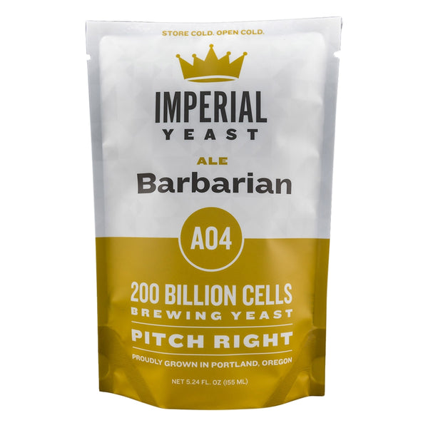 Imperial Yeast A04 Barbarian in a pouch