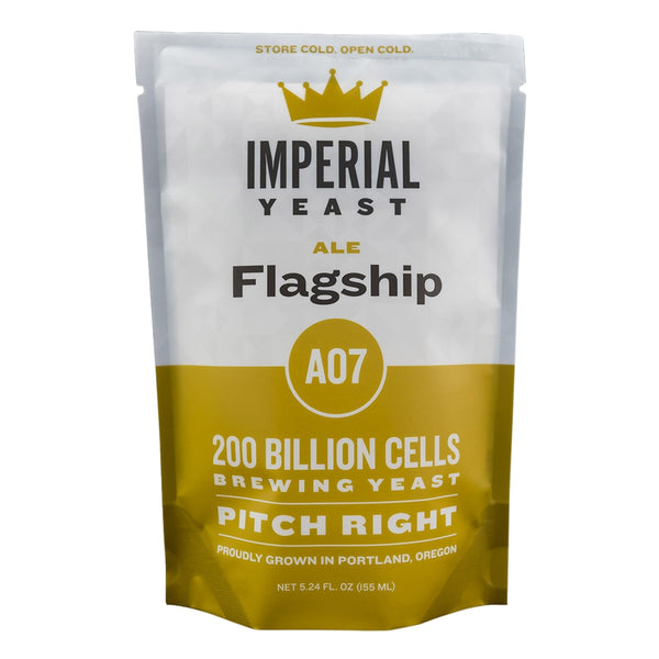 Imperial Yeast A07 Flagship's pouch
