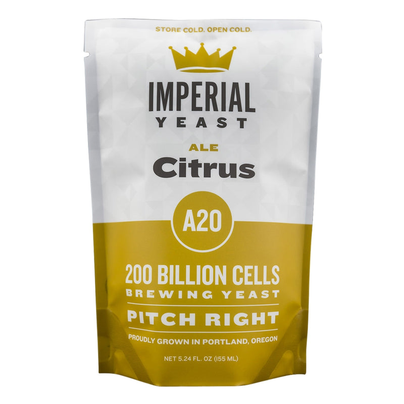 Imperial Yeast A20 Citrus