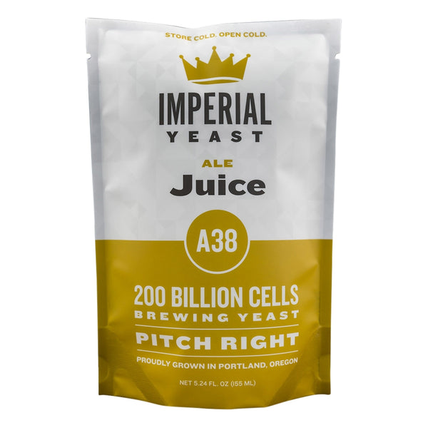Imperial Yeast A38 Juice's pouch