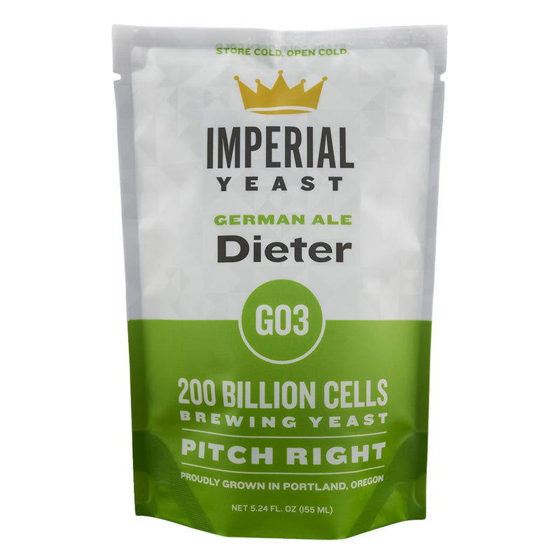 Imperial Yeast G03 Dieter's pouch