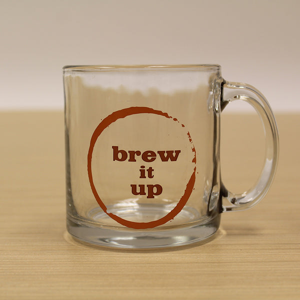 Brew It Up Coffee Mug