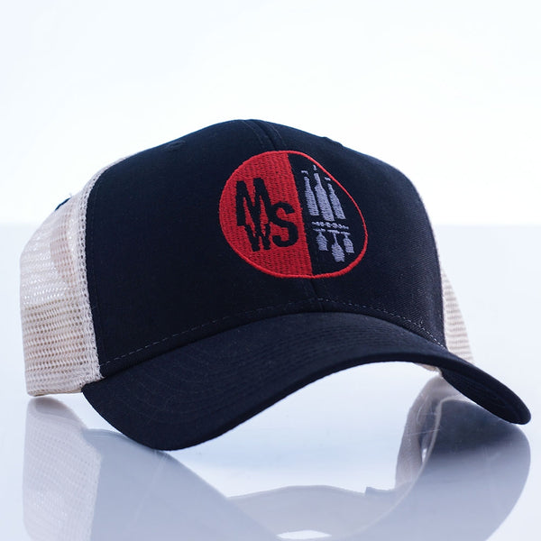 Midwest Supplies Logo Contrast Stitch Hat