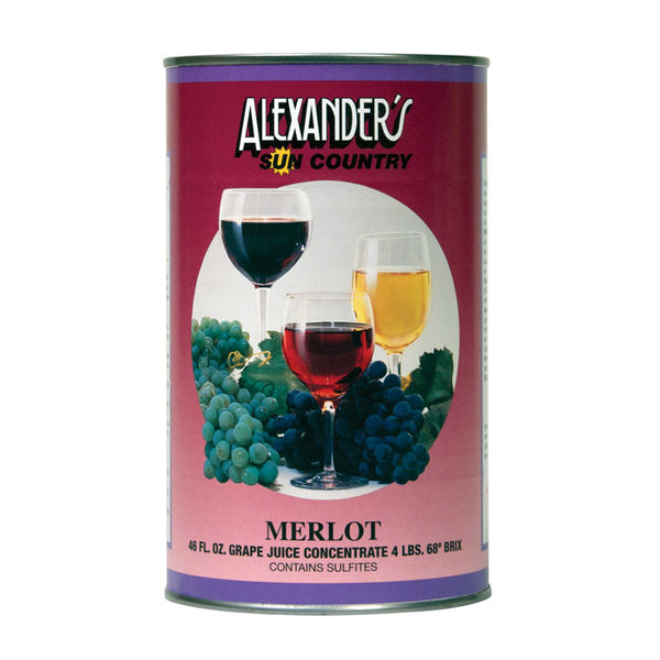 Merlot (Alexander's Sun Country Concentrates)