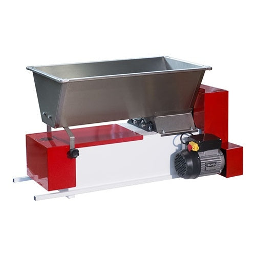 Adjustable Motorized Crusher/Destemmer