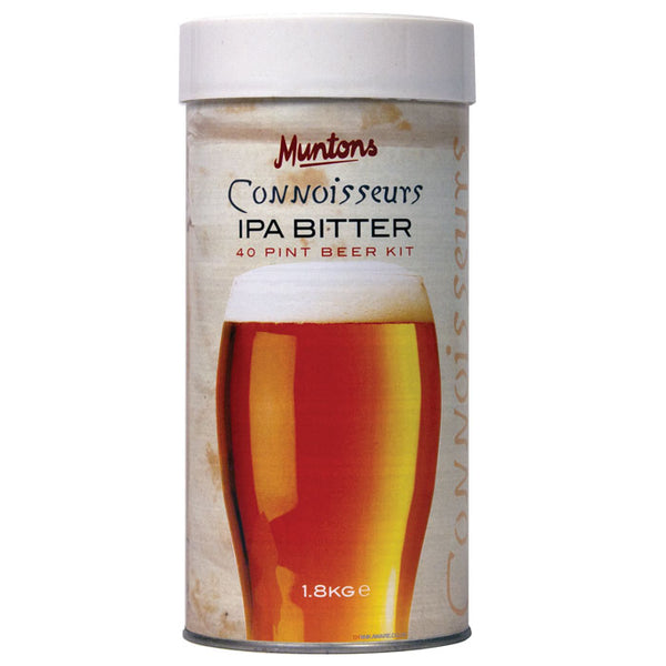 Munton's IPA Bitter Pre-Hopped Kit can