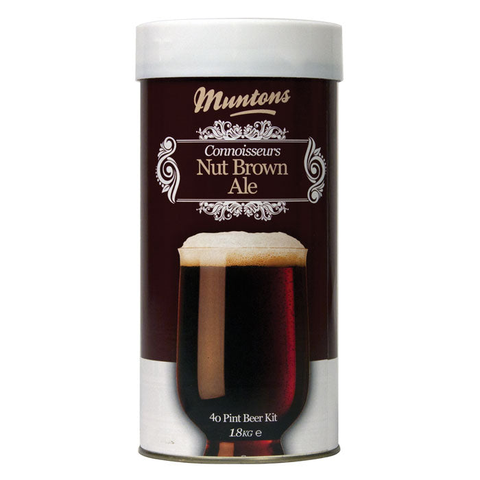Munton's Nut Brown Ale Hopped Kit