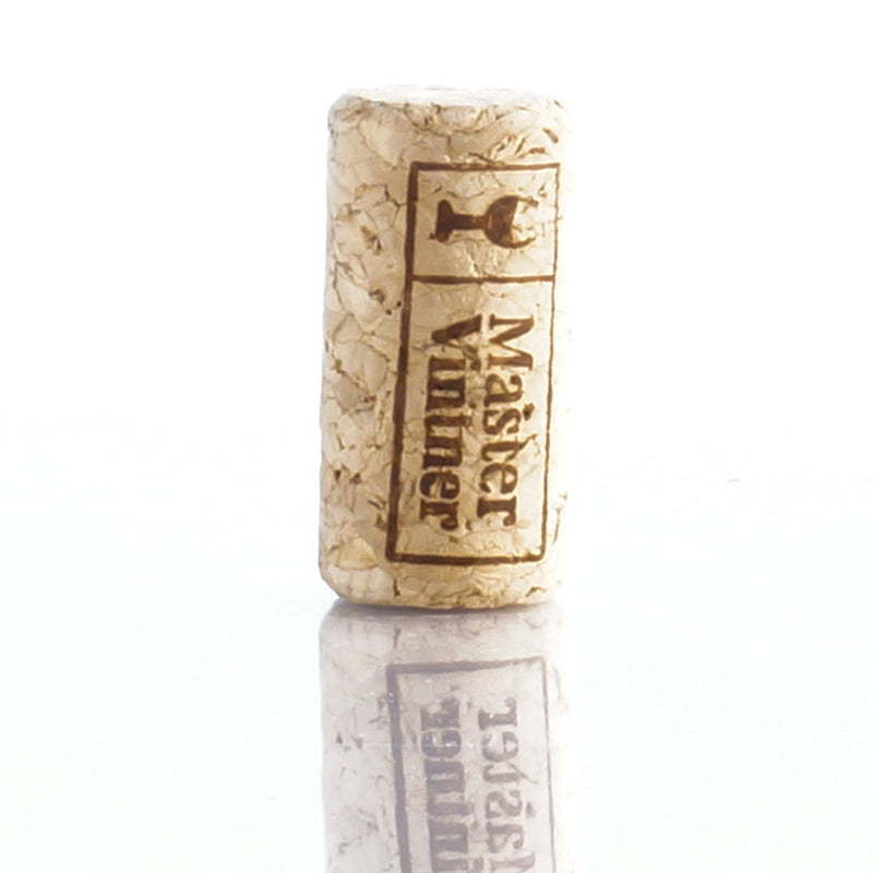 "Master Vintner® #8 Wine Corks 7/8"" x 1 3/4"" - 100 or 1000 ct."
