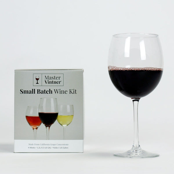 Merlot Small Batch Wine Kit - Master Vintner®