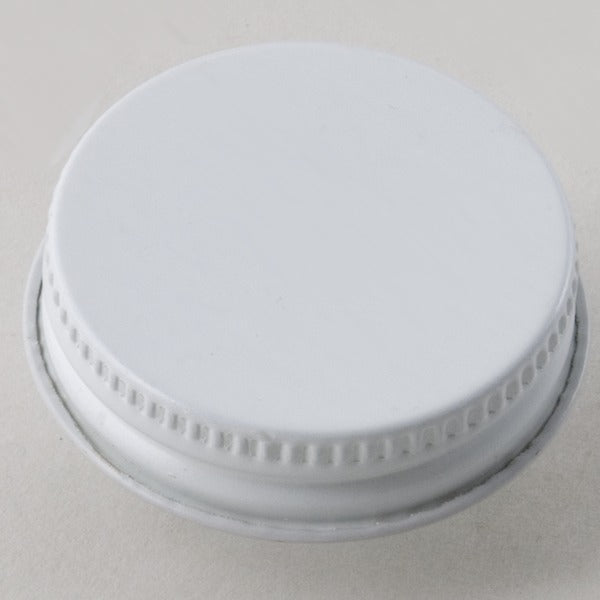 38mm Metal Screw Caps (Fits most 1/2 & 1 gallon jugs). [Bag of 12]