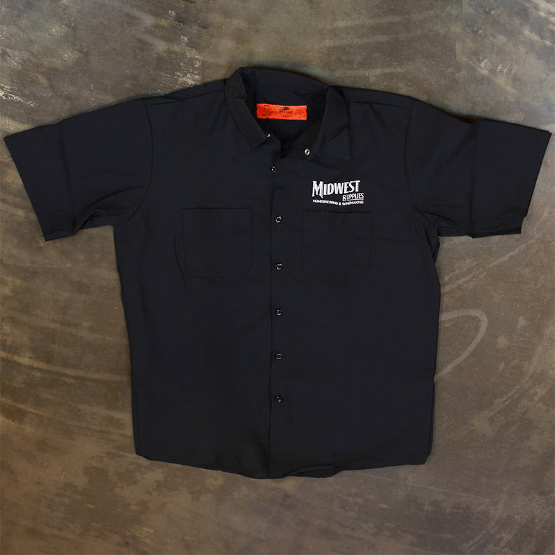 Midwest Supplies Make Life Better Work Shirt