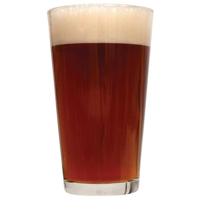 Nut Brown Ale in a glass