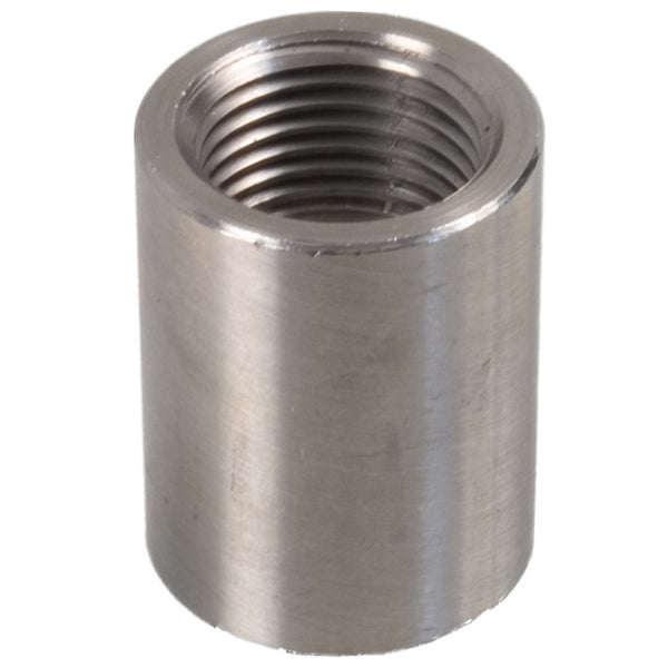 Half-inch Female Stainless Coupling