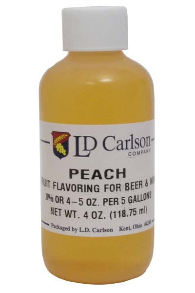Peach Extract- 4 oz.