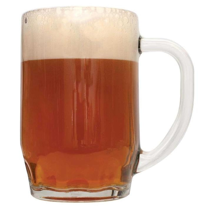 Phat Tyre Amber Ale in a mug
