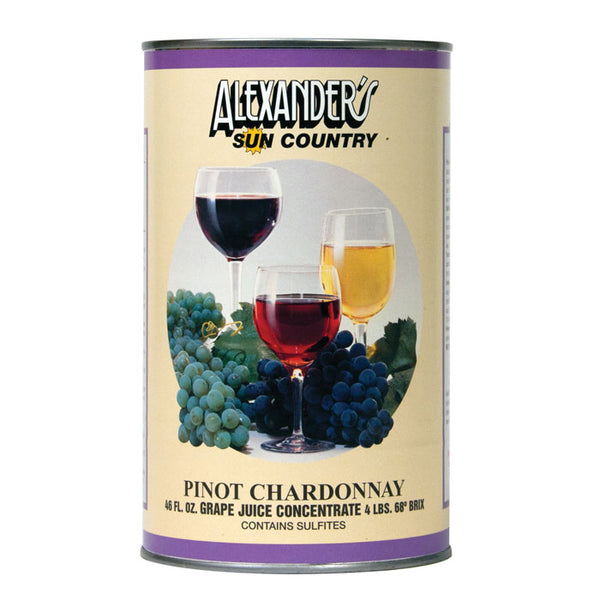 Chardonnay (Alexander's Sun Country Concentrates)