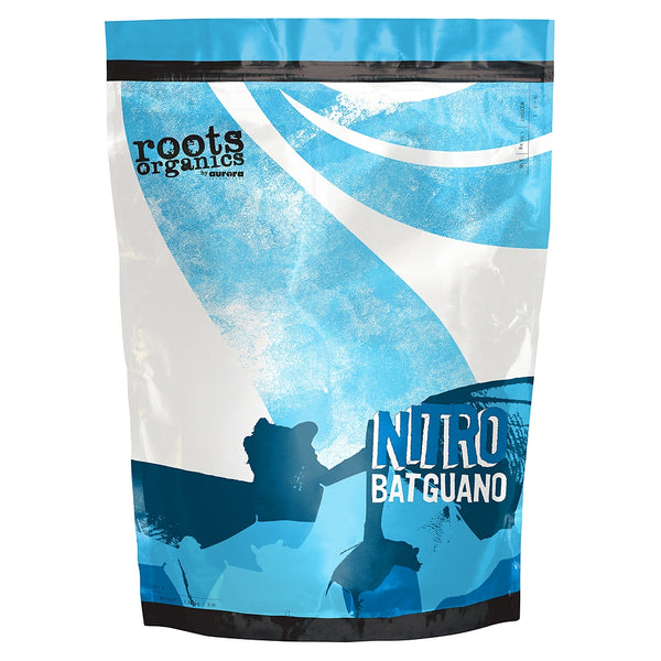 3-pound bag of Roots Organics Nitro Bat Guano