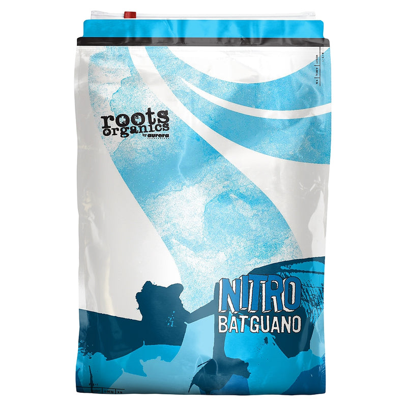 9-pound bag of Roots Organics Nitro Bat Guano