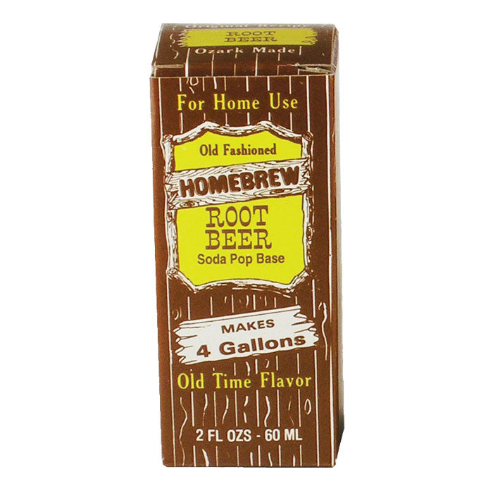 root beer soda extract, homebrew