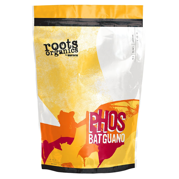 3-pound bag of Roots Organics phos bat guano