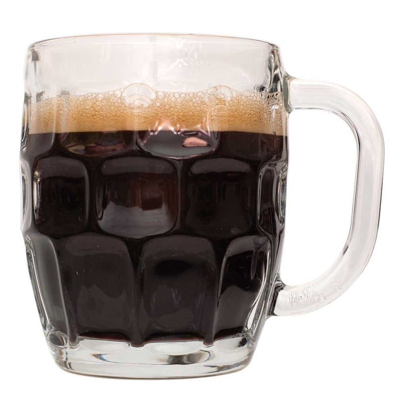 Rum Runner Stout - 1 Gallon Small Batch Beer Recipe Kit Glass