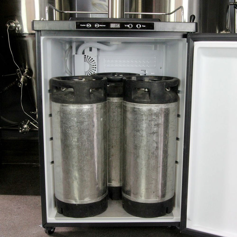 Keg King Keg Master Series 4 Kegerator SS Pin Lock Kegs