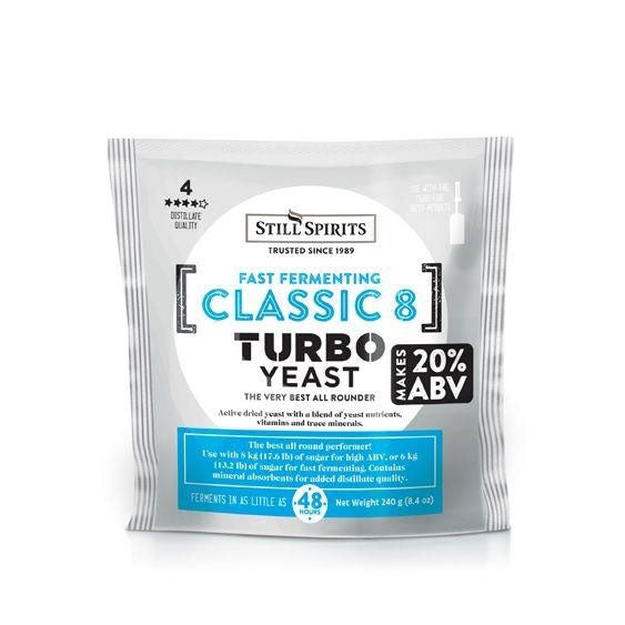 Still Spirits 48-hour Turbo Yeast (180 grams)
