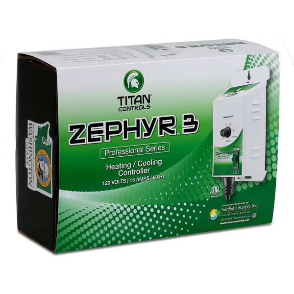 Zephyr 3 Cooling/Heating Thermostat