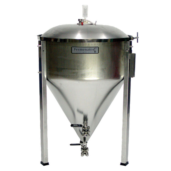 Fermenator Stainless Steel Conical Fermenter- 27 Gal