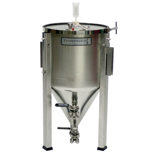 Fermenator Stainless Steel Conical Fermenter- 7 Gal