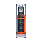 Orange Tilt Digital Hydrometer and Thermometer
