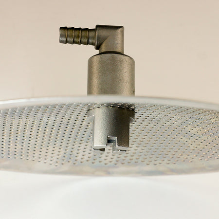 Titan™ 15 Inch Universal False Bottom: underside view