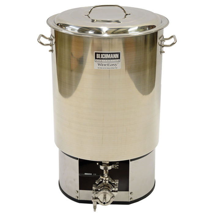 The Blichmann WineEasy 20-Gallon Fermenter