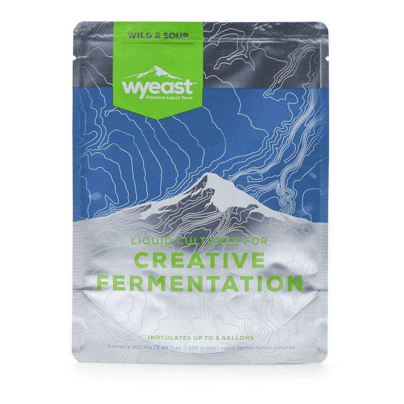 Wyeast 5223-PC Lactobacillus brevis Yeast