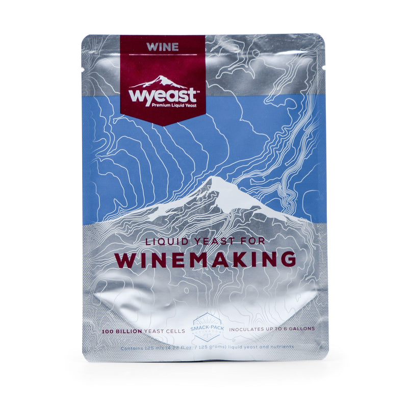 Wyeast 4021 Dry White and Sparkling Wine Yeast pouch