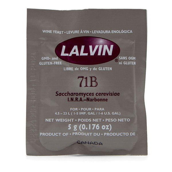 Lalvin 71B-1122 Narbonne - Midwest supplies